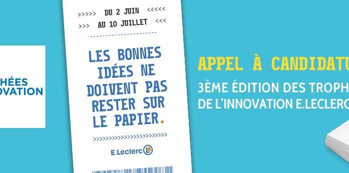 Trophées de l'innovation E.Leclerc