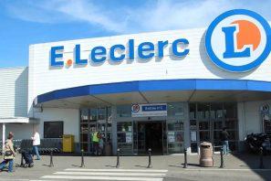 Enseigne Leclerc