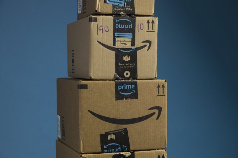 Colis Amazon