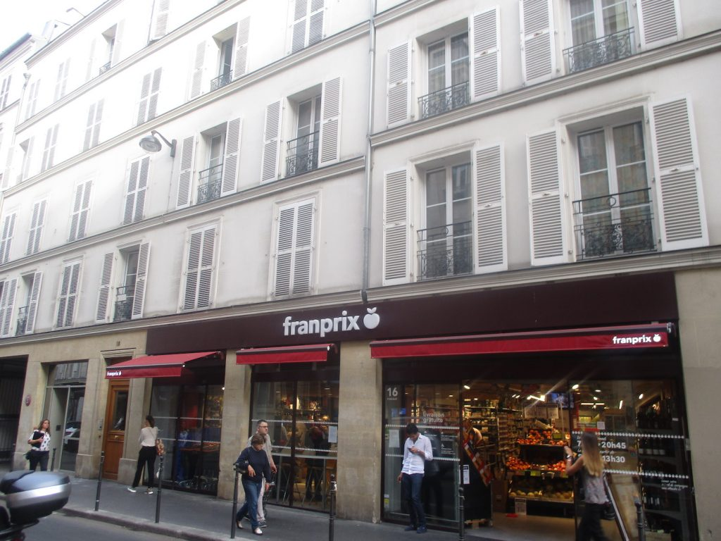 Magasin Franprix