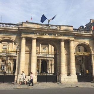 Conseil d'Etat à Paris