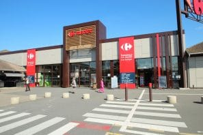 Magasin Carrefour Voisins