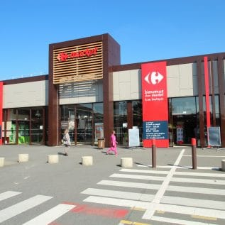 Magasin Carrefour Voisins