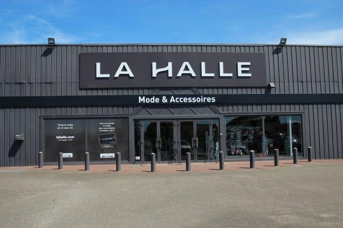 Magasins La Halle
