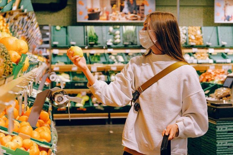 Clients supermarché