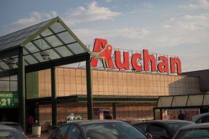 Auchan logo magasin