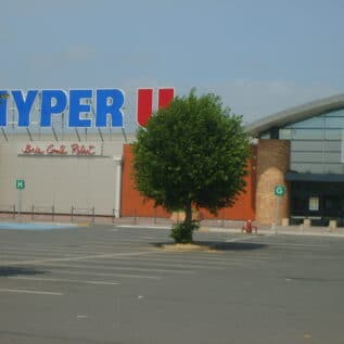 Magasin Hyper U