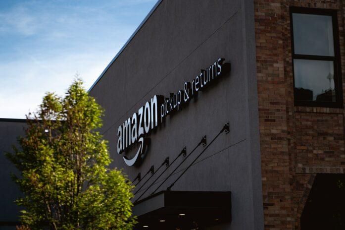 Amazon pickup & returns