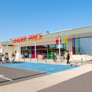 Magasin Leader Price