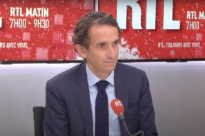 Alexandre Bompard sur RTL le 8/12/2020