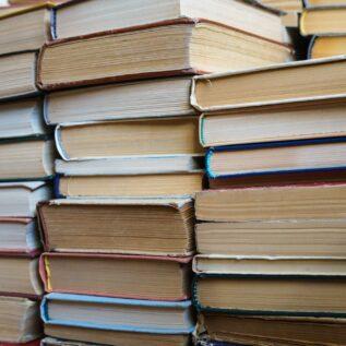 Pile de livres