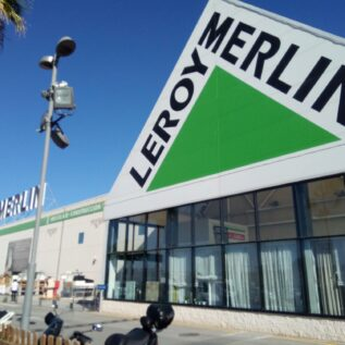 Magasin Leroy Merlin