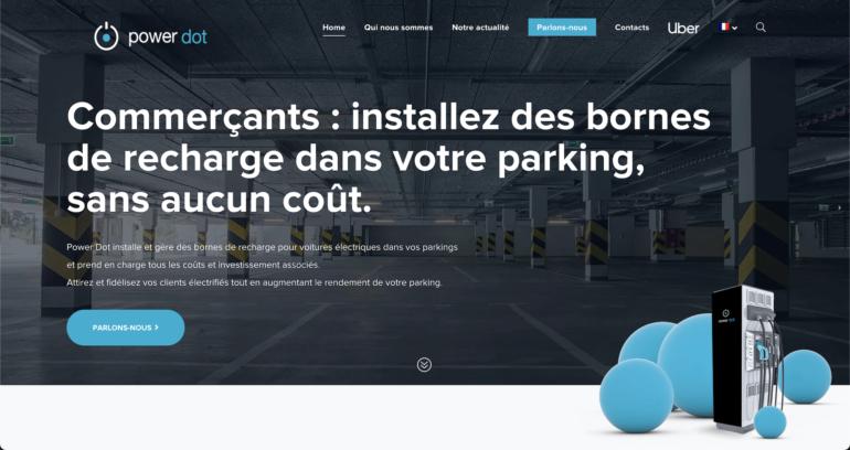 Site web de Power Dot