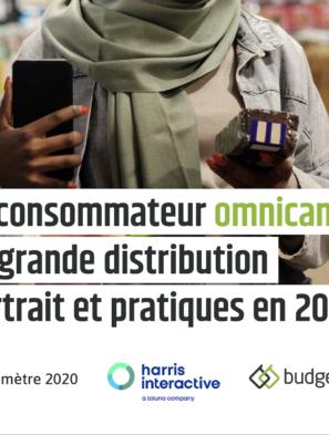 Le consommateur omnicanal en grande distribution - janvier 2021