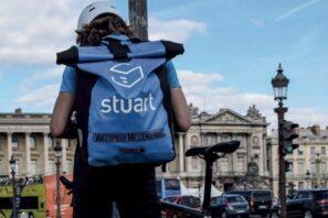 Livreur Stuart