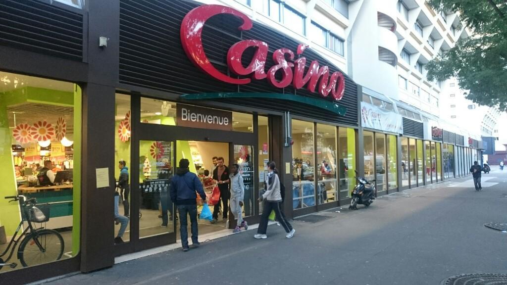 Supermarché Casino