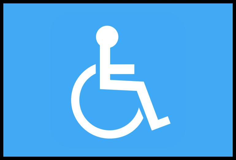 Symbole handicap