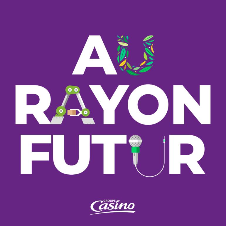 """Podcast """"Au Rayon Futur"""""""