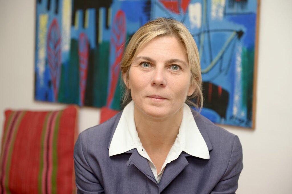 Régine Vanheems